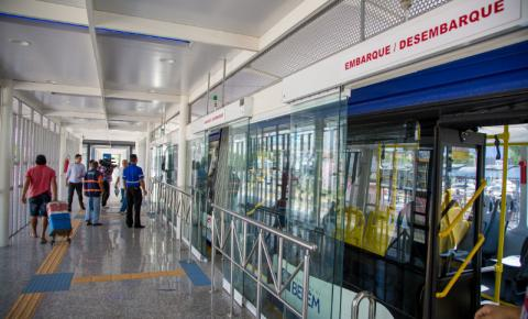 Belém tem mudanças no sistema de transporte público