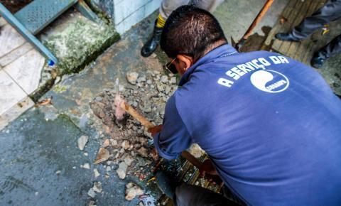 Cosanpa suspende abastecimento em 5 bairros de Belém