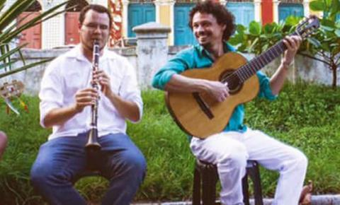 Sindmepa apresenta o choro no projeto Quartas Musicais