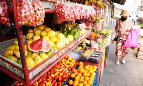 Ceasa do Pará projeta aumento nas vendas de frutas