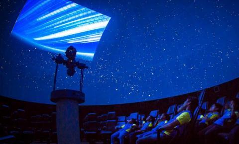 Planetário promove live sobre Olimpíada de Astronomia