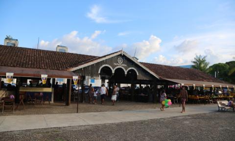 Mercado e Tapiocaria de Mosqueiro estão abastecidos