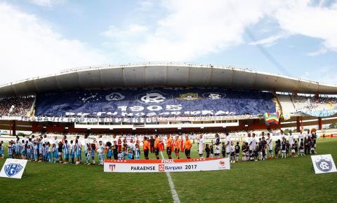 Paysandu x Remo: Saiba onde assistir ao 1º jogo da final do Parazão