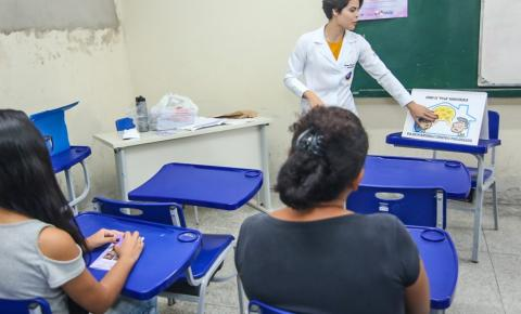Sectet inscreve para curso técnico de enfermagem até 9 de setembro