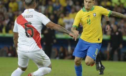 Brasil enfrenta Peru pelas Eliminatórias; veja onde assistir!