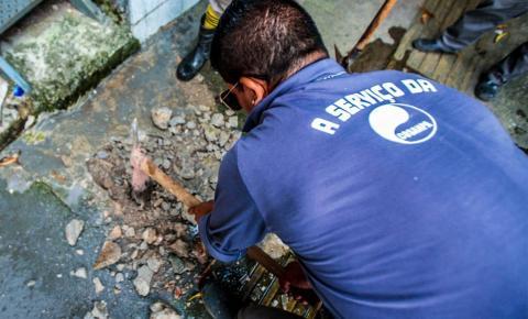 Três bairros de Belém vão ficar sem água na próxima segunda (2)