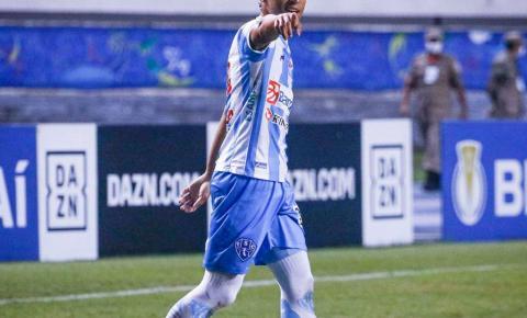 Por 3 a 0, Paysandu supera o Ferroviário-CE