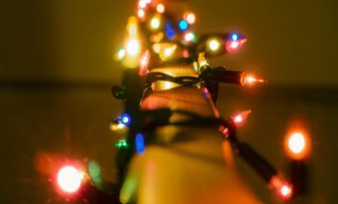 Pisca-pisca: saiba como evitar acidentes com luzes de decoração natalina