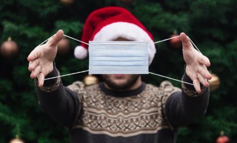 Cartilha traz orientações sobre protocolos de segurança em festas de Natal e Ano Novo