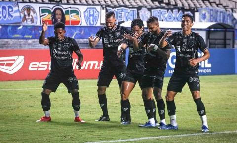 Paysandu x Londrina: times entram em campo neste sábado (26)