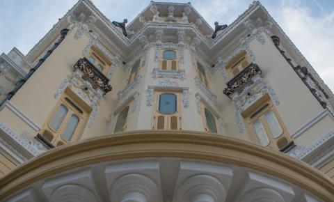 Palacete Bolonha é restaurado e aberto a visitações do público