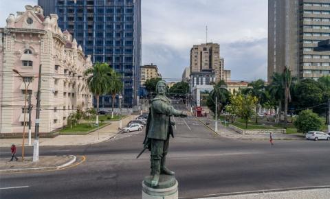 Exposição destaca praças e monumentos de Belém no aniversário de 405 anos