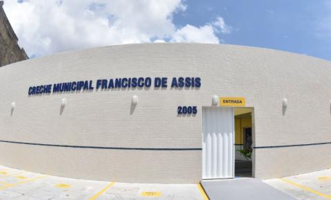 Belém ganha unidade de educação infantil na Cremação