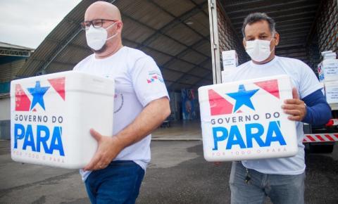 Confira as fases de vacinação contra a covid-19 no Pará