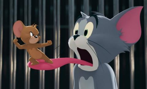 'Tom e Jerry' é exibido este final de semana em sessão aberta a animais