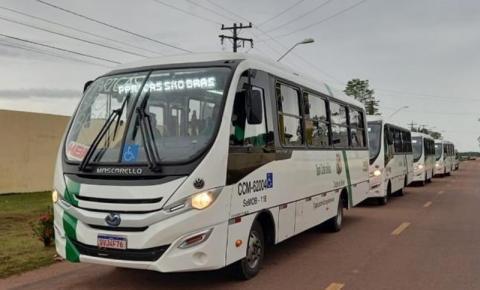 Moradores do Quinta dos Paricás ganham nova linha de ônibus