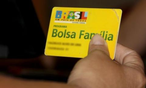Governo suspende revisão cadastral do Bolsa Família