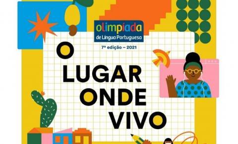 Inscrições abertas para Olimpíadas de Língua Portuguesa