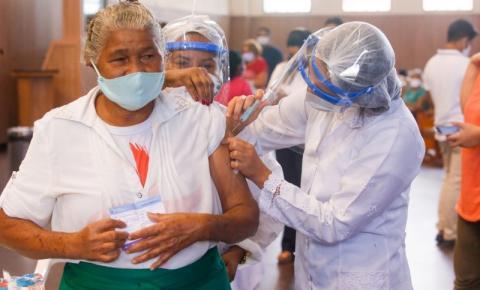 Ananindeua inicia hoje segunda dose da vacina contra covid-19; confira calendário