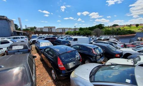 Seplad realiza leilão público de veículos em Belém pela internet