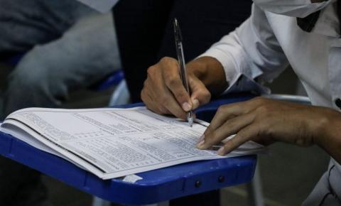PC: 30 mil inscritos fazem prova para delegado no próximo domingo (20)