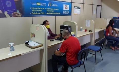 Portal do Trabalhador recebe currículos de quem busca por emprego
