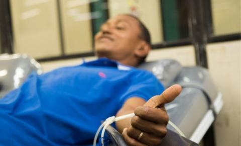 Campanhas de doação de sangue ocorrem em Belém e no interior