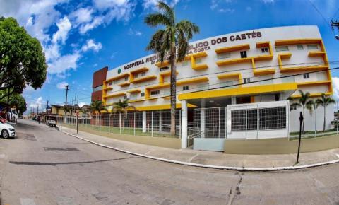 Hospital Público dos Caetés prorroga prazo de envio de currículos