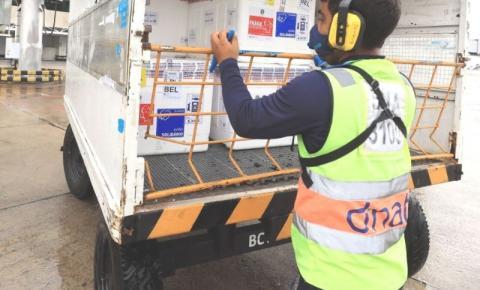 Novas doses de imunizante contra a covid-19 chegam a Belém hoje (17)