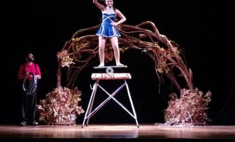 Festival Internacional de Circo começa neste sábado (28) de forma virtual