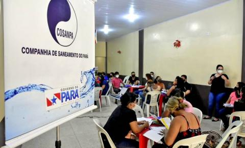Moradores de Castanhal recebem curso de Alimentação Alternativa