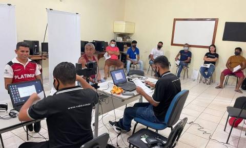 Detran realiza ação itinerante em Novo Repartimento nesta sexta-feira