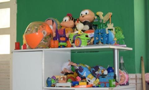 Campanha arrecada brinquedos e alimentos para o Dia das Crianças