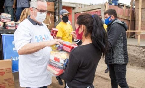 TRT realiza campanha de combate à fome; saiba como ajudar