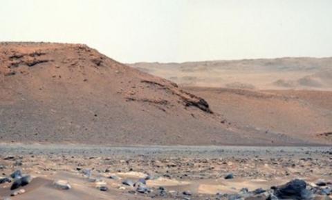 Robô da Nasa confirma a existência de antigo lago em Marte