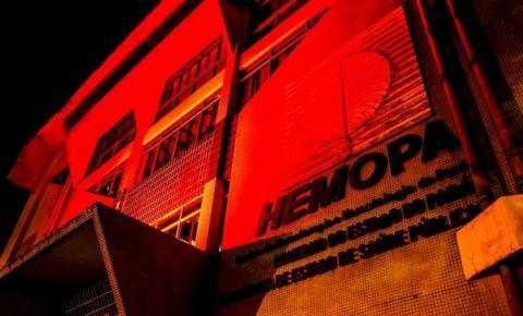 Hemopa abre 83 vagas de emprego em sete hemocentros