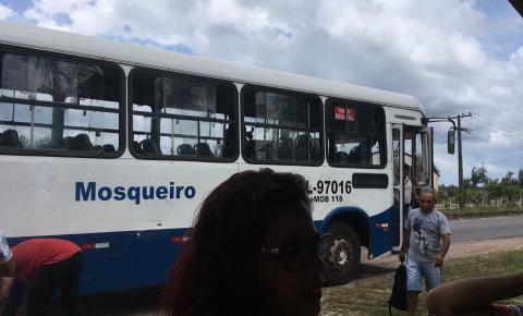 Transporte público em Mosqueiro segue dando problemas