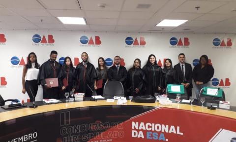 Alunos da UFPA vencem primeira fase de concurso nacional