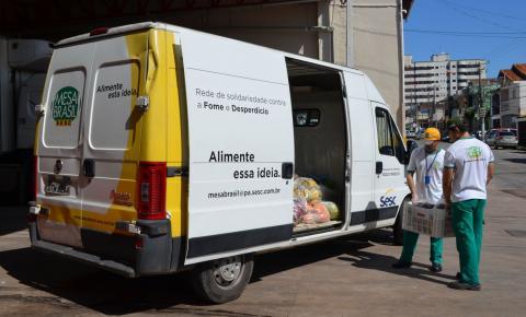 Belém participa do Dia Nacional da Coleta de Alimentos