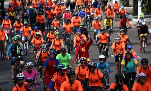 Sesc de Castanhal encerra inscrições para passeio ciclístico