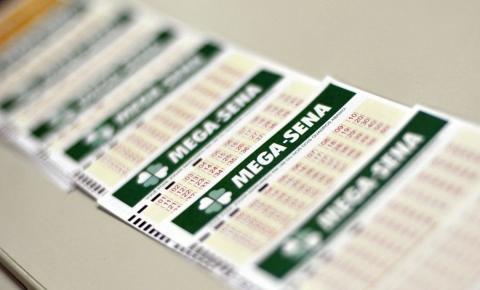 Mega-Sena acumula e próximo sorteio deve pagar R$ 6,5 milhões