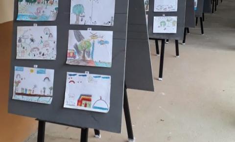 Estudantes de Marabá retratam as responsabilidades com o meio ambiente em concurso de desenhos