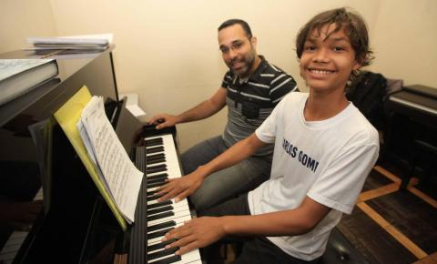Começa hoje o edital de Musicalização Infantil do Conservatório Carlos Gomes