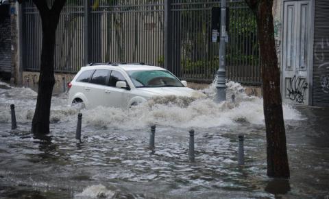 Mudanças climáticas são responsáveis pela alteração no padrão de chuvas no Brasil