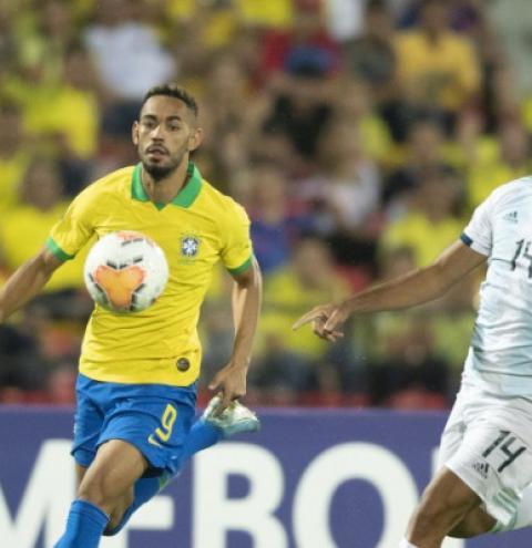 Brasil vence a Argentina e se classifica para Olimpíadas de 2020